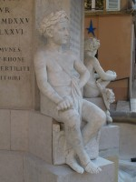 Restauration de la fontaine Craponne