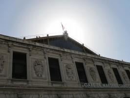 Etude du bâtiment historique de la gare St Charles – Marseille