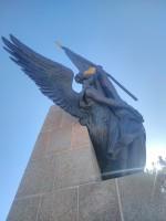 Pose et restauration  de monuments de commémoration de la première et seconde guerre mondiale